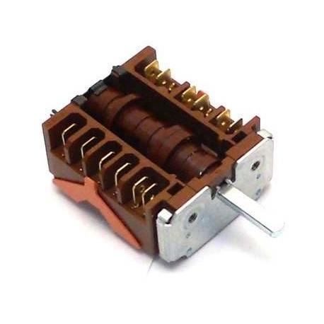 COMMUTATEUR 0-2 POSITIONS 250V 16A TMAXI 150°C - TIQ79854