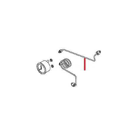 TUBE 1/4.1/8 MANO-CHAUD APIA ORIGINE SIMONELLI - FQ6868