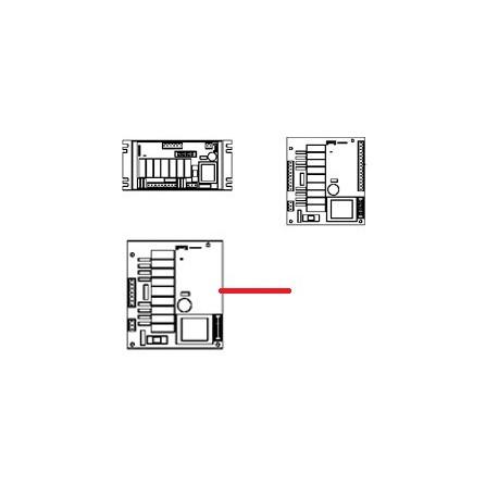 CENTRALE AURELIA S 3/4GR ORIGINE - FQ6976