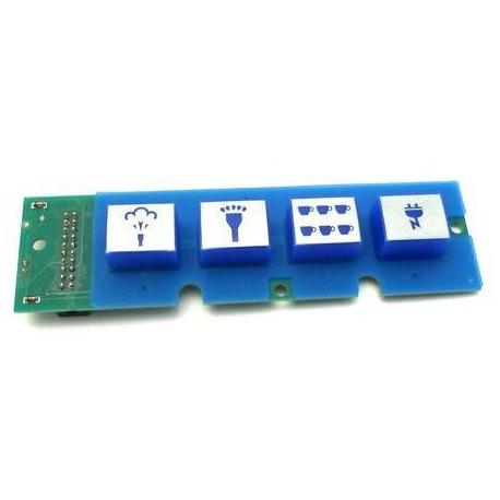 CARTE SERVICE 3 TAS+LED G/S ORIGINE SIMONELLI - FQ6981