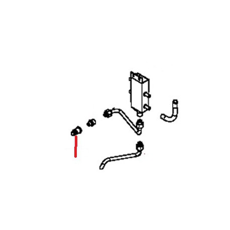RACCORD M4 MICROBAR ORIGINE SIMONELLI - FQ6992