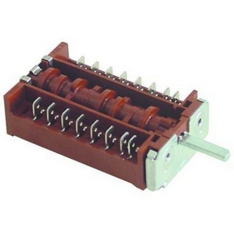 COMMUTATEUR A CAMES 5POLES FC60G ORIGINE ROLLERGRILL - TIQ79879