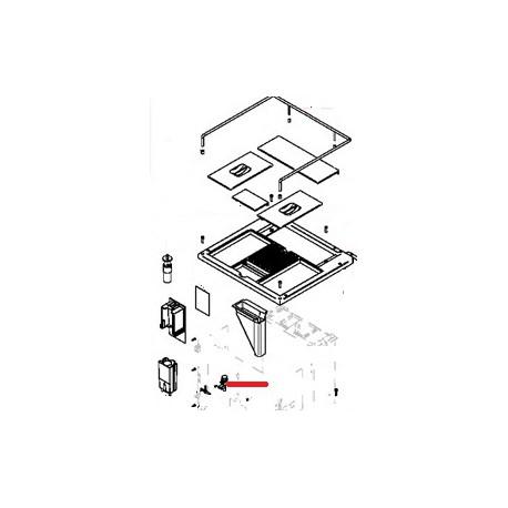 REGLAGE AIR CAPPUCCINO ORIGINE SIMONELLI - FQ6910