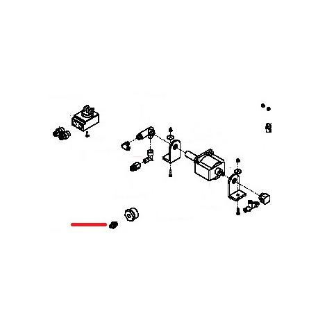 RACCORD RAPIDE 1/8 D4 ORIGINE SIMONELLI - FQ6921