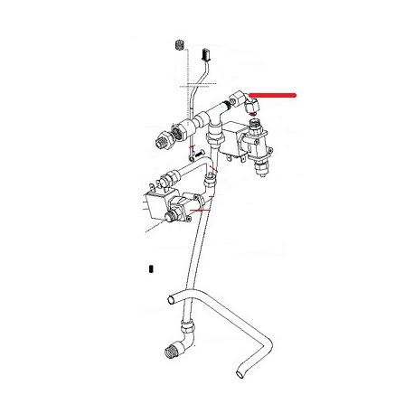 TUBE 1/8-1/8 JAZZ ORIGINE SIMONELLI - FQ6027