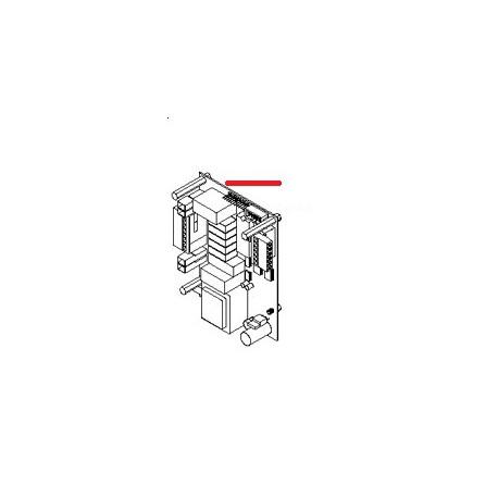 CARTE ELECTRONIQUE ORIGINE SIMONELLI - FQ6036