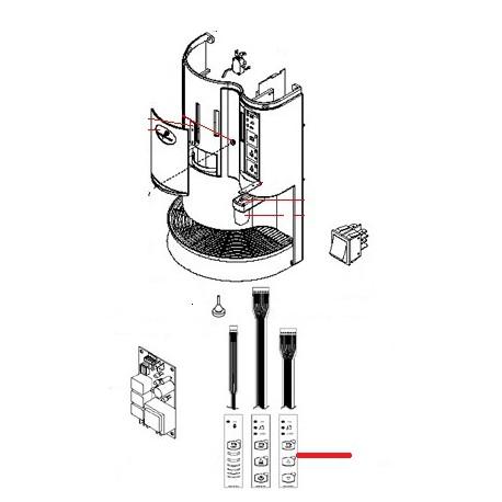 MASQUE JAZZ ELECTRONIC ORIGINE SIMONELLI - FQ6033