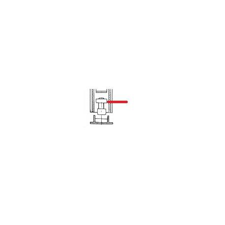 PIED BICHE LAITON ORIGINE UNIC - HQ211