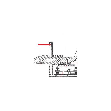 CACHE OUVERTURE ROBINET ORIGINE UNIC - HQ395
