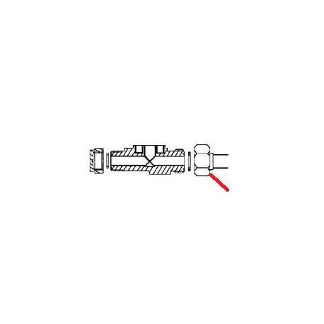 TUBE NIVEAU CHAUDIERE BAS ORIGINE UNIC - HQ338