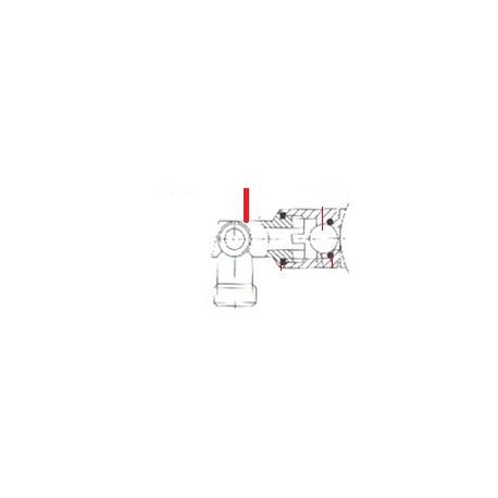 SUPPORT CLAPET RETENUE ORIGINE UNIC - HQ464