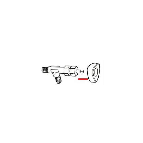 POIGNEE ROBINET CHAUFFE-TASSES ORIGINE VIBIEMME - IOQ714