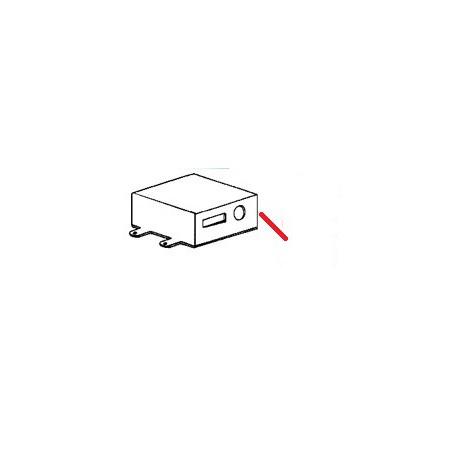 CENTRALE GICAR SILVER 230V 3GP ORIGINE - IOQ902