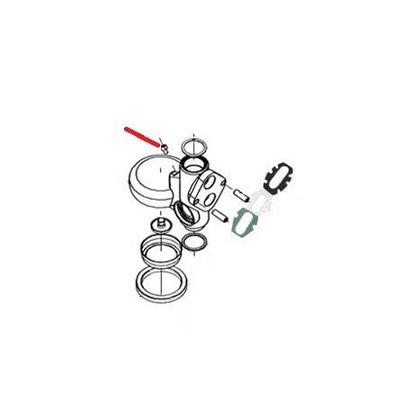 VIS INOX M6X8 ORIGINE VFA EXPRESS - SRQ08