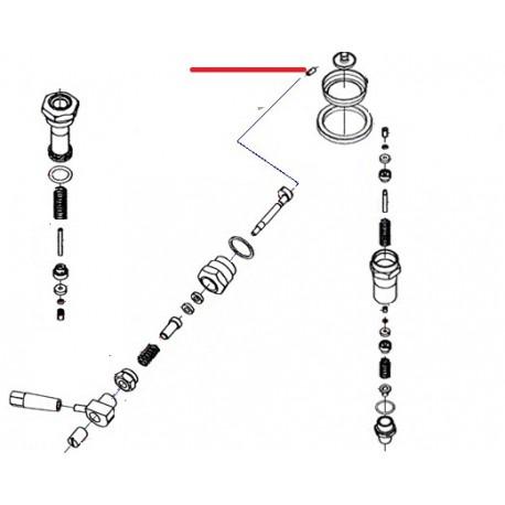 VIS ARRET LEVIER ORIGINE VFA EXPRESS - SRQ654