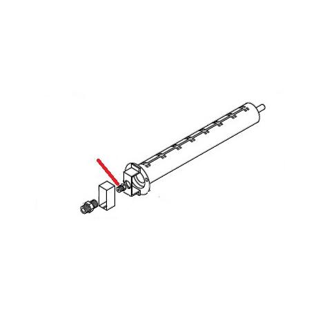 GICLEUR GAZ 1.1 METANE 1GR ORIGINE WEGA - JQ0895