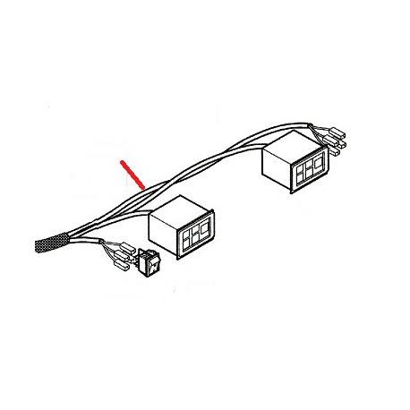 CABLAGE 3GR ORIGINE ASTORIA - JQ50799