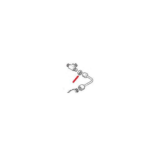ECROU 1/4 ORIGINE WEGA - JQ50723