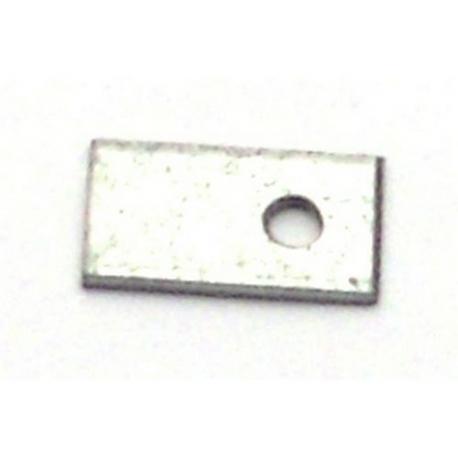 PVZQ11-PLAQUE FIXATION TASSEUR ORIGINE CIMBALI
