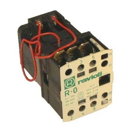 TELERUPTEUR MACHINE 220V ORIGINE CIMBALI - ZS23