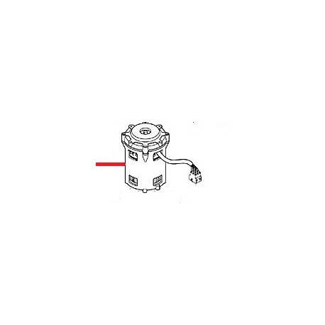 MOTEUR MOULIN MC99 230V 50HZ ORIGINE CIMBALI - ZSQ6503