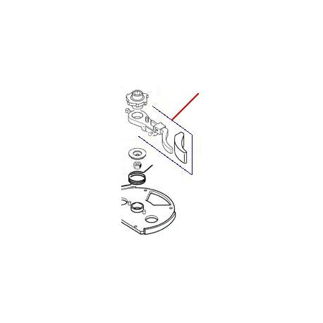LEVIER DOSEUR DROIT ORIGINE CIMBALI - ZSQ6658