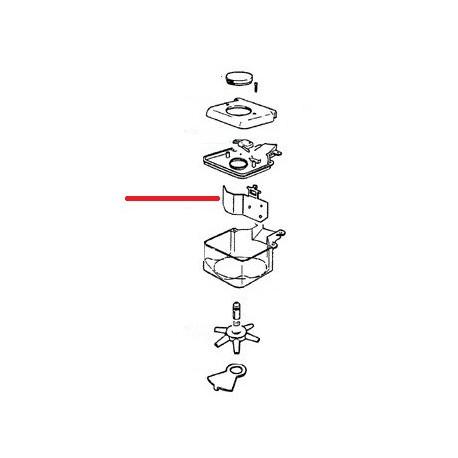 VOLET COMMANDE MICRO ORIGINE CIMBALI - ZSQ6601