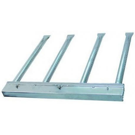 BRULEUR SAUTEUSE 4 RAMPES 455X455X250MM ORIGINE - TIQ79126