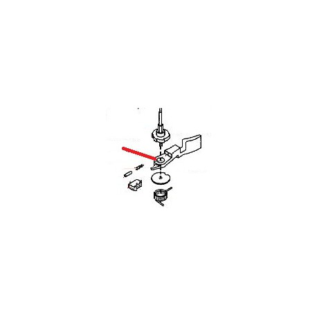 LEVIER BORDEAUX ORIGINE SAN MARCO - ZFQ855850