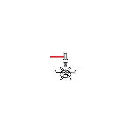 BOUTON BORDEAUX ORIGINE SAN MARCO - ZFQ855865