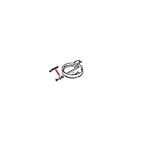 TUBE CHLOROPRENE 4X6 ORIGINE SANTOS - FAQ77