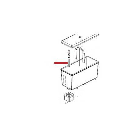 TUYAU ECOULEMENT 8X10 ORIGINE - FAQ152