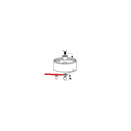 RONDELLE 30X20X1MM ORIGINE VFA EXPRESS - ZIQ02