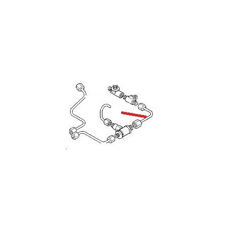 RACCORD EN T 1/4-1/4-1/4 ORIGINE ASTORIA - NFQ985
