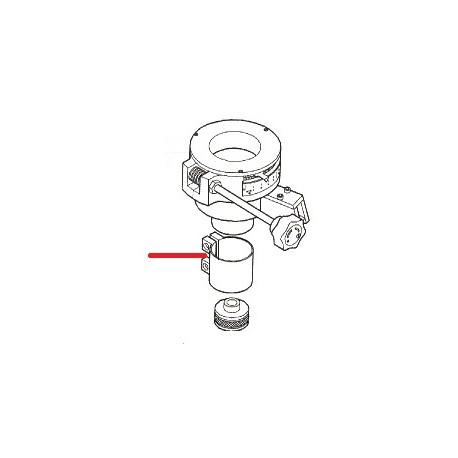 COLLIER MOULIN ORIGINE ASTORIA - NFQ70829