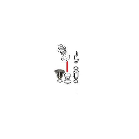RACCORD LAITON 1/8F 1/4M ORIGINE ASTORIA - NFQ70288