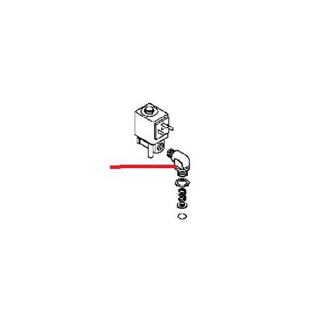 RACCORD COUDE MALE 3/8 1/4 ORIGINE ASTORIA - NFQ98589