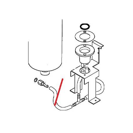 RACCORD EN T ORIGINE ASTORIA - NFQ60977559