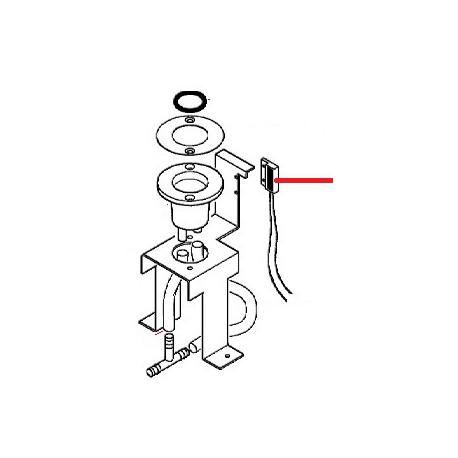 CONTACTEUR MAGNETIQUE ORIGINE ASTORIA - NFQ63700555
