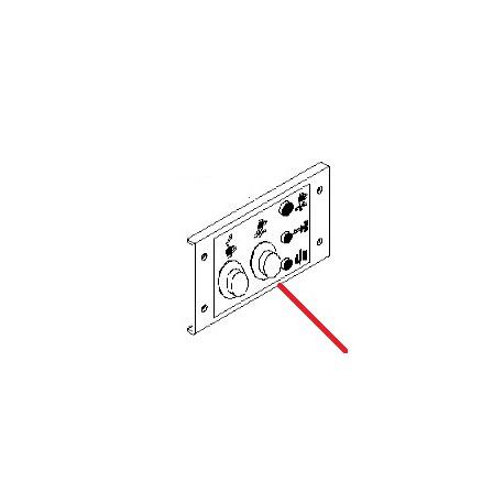 CLAVIER 1 TOUCHE+1 TOUCHE ELECTRONIQUE ORIGINE ASTORIA - NFQ63826506