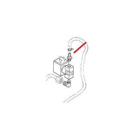RACCORD PORTE TUYAU 1/4 ORIGINE ASTORIA - NFQ70270556