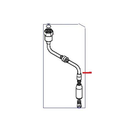 TUBE EAU LISA L200MM ORIGINE ASTORIA - NFQ07555681
