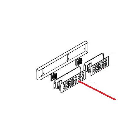 PROTECTION CLAVIER DROIT-GAUCH ORIGINE ASTORIA - NFQ22131587