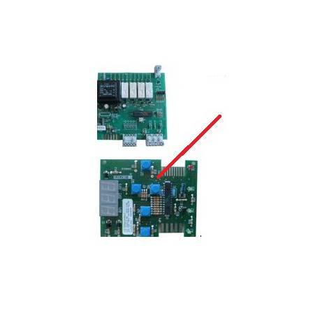 AFFICHEUR V2 ISPRA CU533100 ORIGINE FRIGINOX - SETQ6558