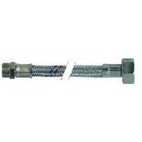 FLEXIBLE INOX 3/8M-1/2F L330MM - IQ227