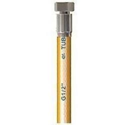 FLEXIBLE TUBOGAZ EMBOUT INOX SANS ACCESSSOIRES NF36-123