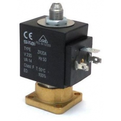 LOT 6 SOLENOIDS SIRAI 3 WAY 220V GENUINE