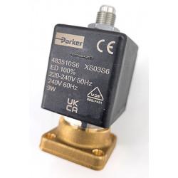LOT DE 10 ELECTROVANNES LUCIFER RUBIS 220V - 161