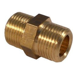 FITTING BRASS EGAL 3/8 M PACK OF OF 10 GENUINE