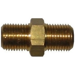 FITTING BRASS 3/8 M - 3/4 M PACK OF OF 10 GENUINE